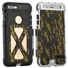 Luxury Doom Armor Dirt Shock Life Metal Aluminum Cell Phone Case For IPhone 7 4 7