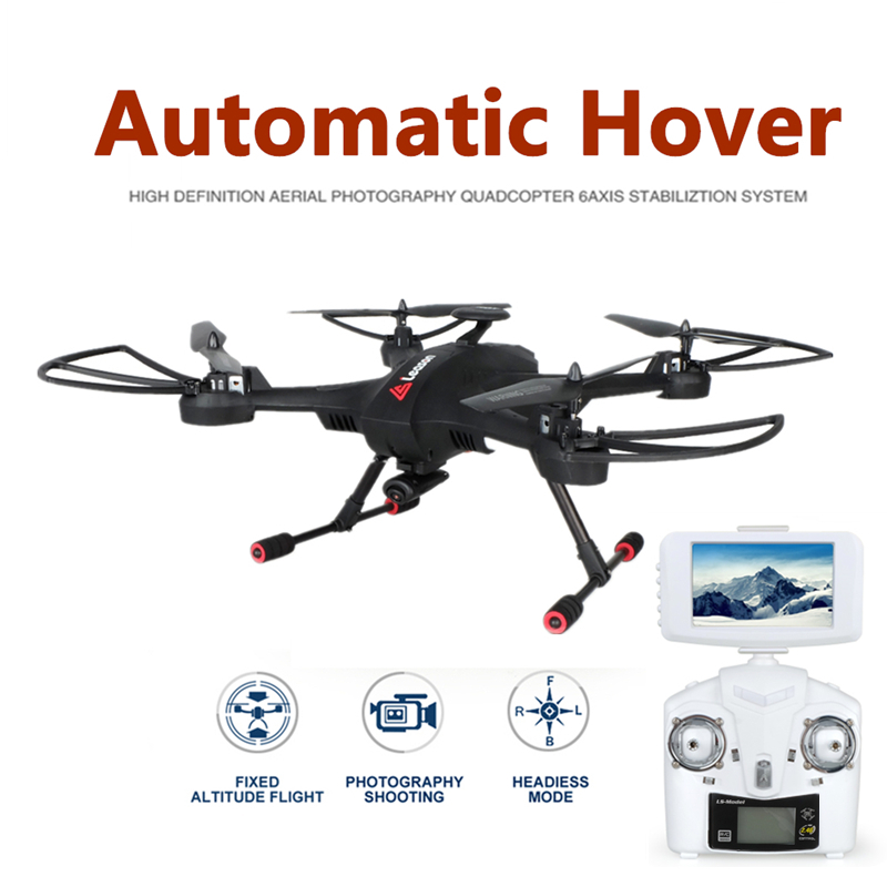 Professional Drone with Hovering Function FPV RC helicopter drone quadcopter 6-Axis drones With WiFi Camera VS SYMA X8W X8HW free shipping f181 professional rc quadcopter drones with 2mp camera hd 2 4g 6axis rc helicopter drone toys vs x8w h9d