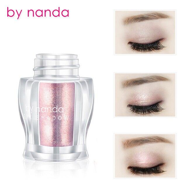 By Nanda Diamond Glitters Eye Shadow Shining Bright Loose Glitter