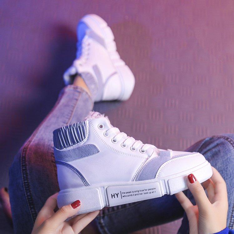 Chaussures De En F514 Cheville Peluche Plat Chaud Neige Mode Bottes Femme Gris rouge Cuir Pu Hiver Casual Femmes vXZw0n