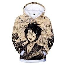 LUCKYFRIDAYF ONE PIECE Kpop Hoodies Print Women/Men Warm Cool Long Sleeve Skull Sweatshirts Hoodie Fashion Clothes