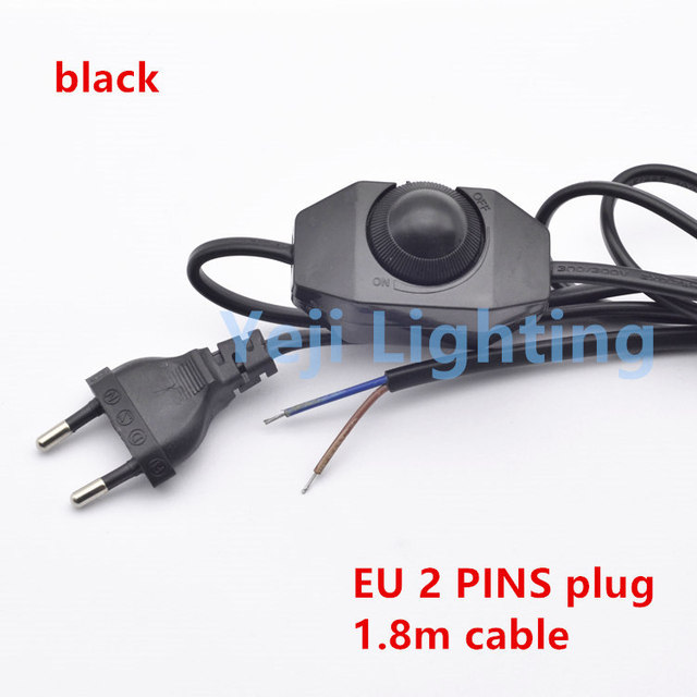 Dimmer switch cable dimming switch with gb eu plug for table lamp dimmer switch cable dimming switch with gb eu plug for table lamp floor lamp power cord greentooth Choice Image