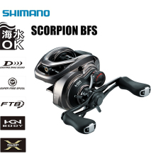 Baitcasting Reel SCORPION Ratio