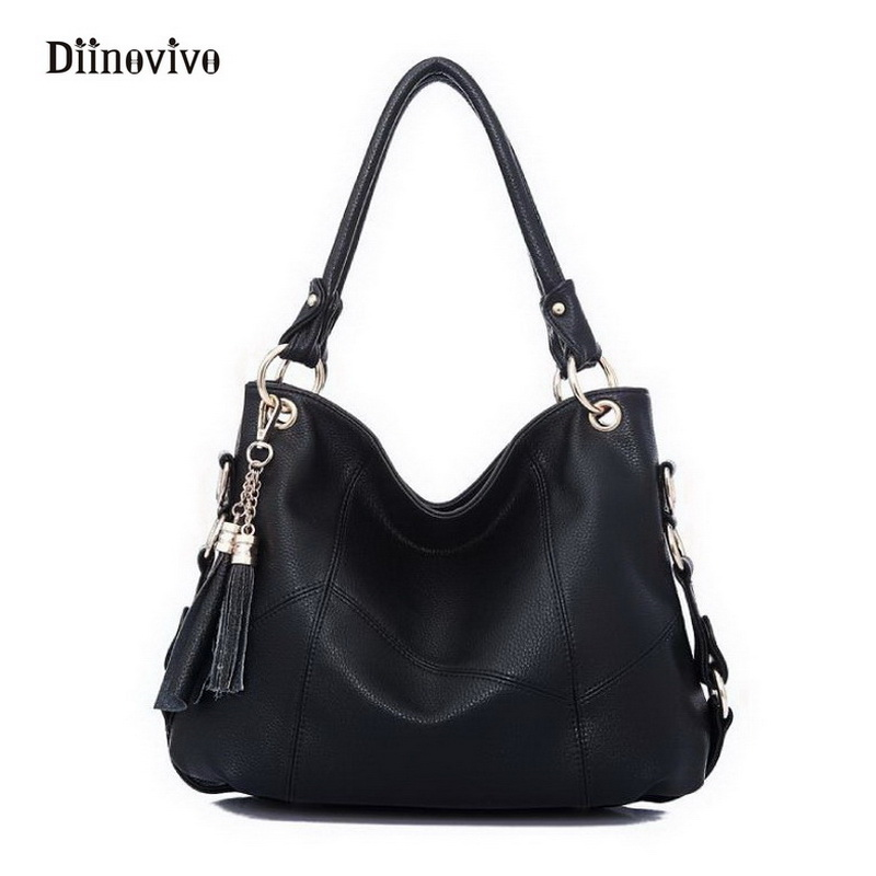 DIINOVIVO Women Leather Handbags Women Messenger Bags Designer Crossbody Bag Tote Shoulder Bag Top-handle Bags Vintage WHDV0042DIINOVIVO Women Leather Handbags Women Messenger Bags Designer Crossbody Bag Tote Shoulder Bag Top-handle Bags Vintage WHDV0042