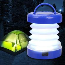 5 LED Lantern Light Outdoor Waterproof Camping Lamp Portable Scalable Mini Tent Light For Climb Hiking Outside Activity Lighting
