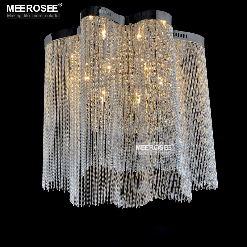 Aliexpress.com : Buy French Chain Chandelier Light Fixture Empire ...