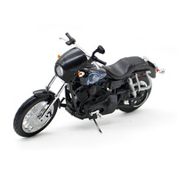 1:12 HARLEY Haley's Sons of Anarchy Simulation Model of Metal Alloy Motorcycle Black Toys and Gifts