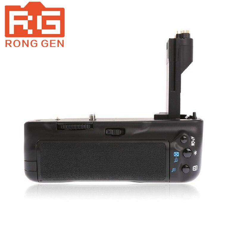 MEIKE MK-5D2 Compatible pour Canon BG-E6 poignée de batterie pour EOS 5D Mark II appareil photo reflex numérique