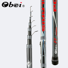 obei polaris Telescopic Portable Bolo Fishing Rod 3.8-6.0m Travel Ultra Light Spinning Casting float fishing 10-40G pole aqua travel spin 2 40m 10 40g