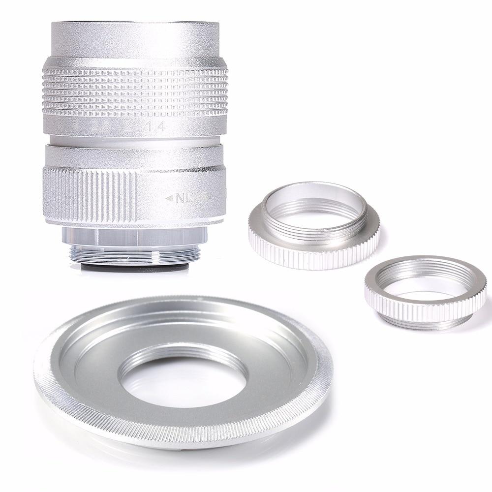 Фуцзянь 25 мм f / 1.4 миниатюрный - Камера и фото