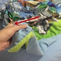 MineCraft Bedding Supplies Sets MineCraft Bedding Duvet Cover Set Cotton Official Design Kids Bedding Sets Gift