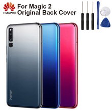 Huawei Original Back Cover Case Battery Housing For Honor Magic2 Magic 2 Rear Glass