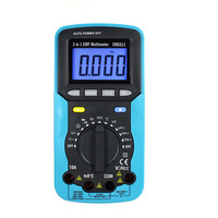 New Original High Quality Multi Function Multimeter EMF Digital Tester 3 In 1 EMF Multimeter With Backlight LCD Display Tester