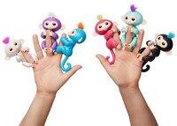 Lovely Mini Interactive Fingerlings Monkey Interactive Toys Finger Monkey Toys Educational Interactive Toy For Children Kid