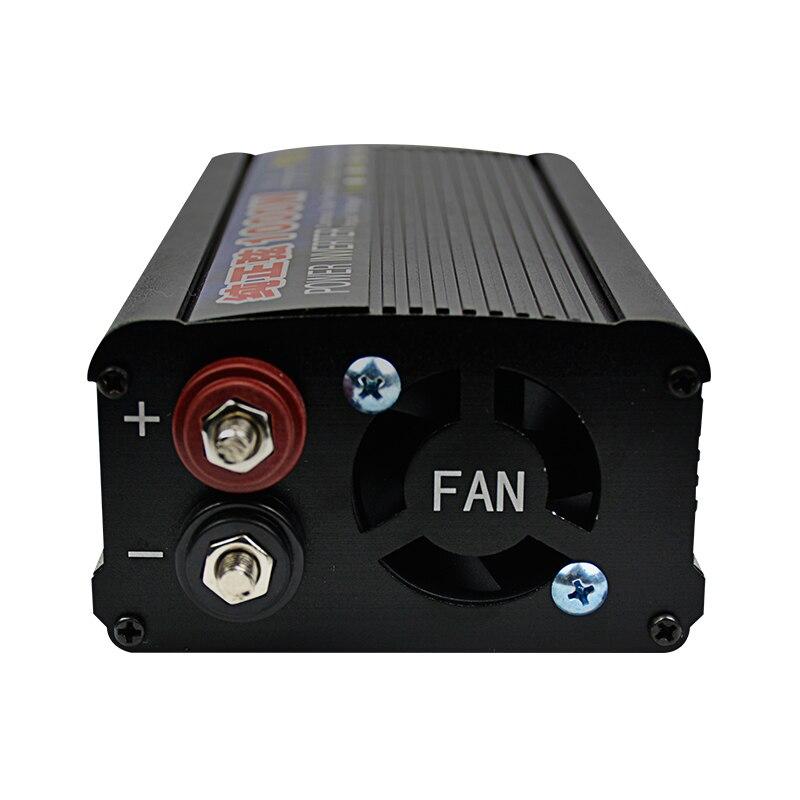 AIYIMA 1000 W pur onduleur à onde sinusoïdale DC12V/24 V à AC220V 50 HZ convertisseur de puissance Booster pour voiture onduleur ménage bricolage - 4