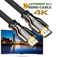 Premium Version Hdmi Cable High Speed Transmission Tv Box Hdmi Cable 2 0 Version Support 4K