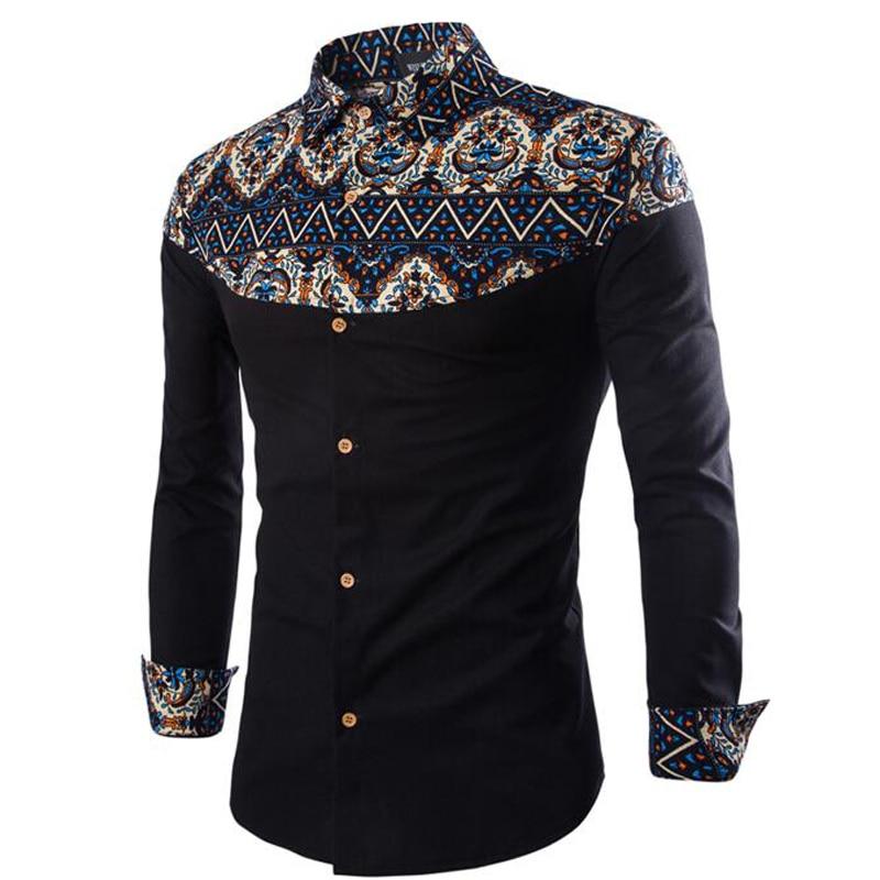 Aliexpress Com Buy 2016 Casual Men Shirt Autumn Men