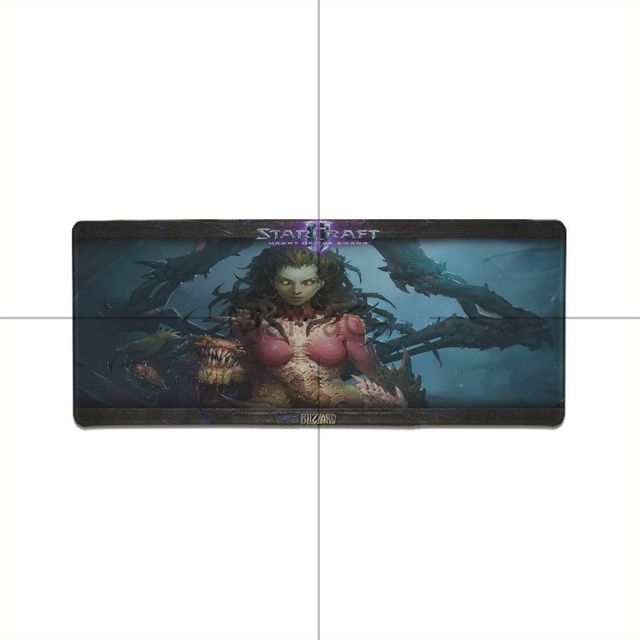 MaiYaCa Boy Gift Pad Starcraft heart of the swarm Durable Desktop Mousepad anime dota2 Soft Rubber Professional Gaming Mouse Pad 4