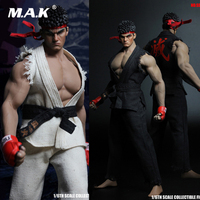 1/6 Scale Male Figure Clothes Accessory COSPLAY Clothing SET022 Fighter Head Carving Costume set for M34 Strong Muscle Body