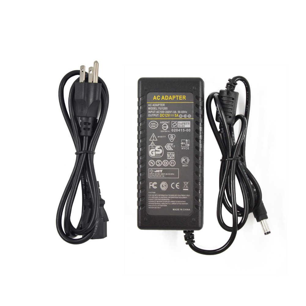 12 V 1A 2A 3A 5A 6A 7A 8A 10A LED Netzteil AC110-240V UK/US/EU/ AU Adapter Stecker Für 2811 5050 3528 LED Streifen Licht