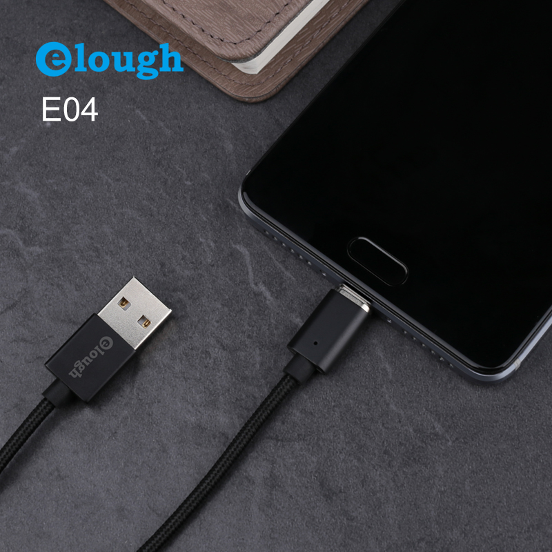 Image 5 - Elough E04 Magnetic Charging USB Cable For iPhone XR Micro USB Cable Type C Cable Magnetic Charge Cable Fast Charging Data wire-in Mobile Phone Cables from Cellphones & Telecommunications