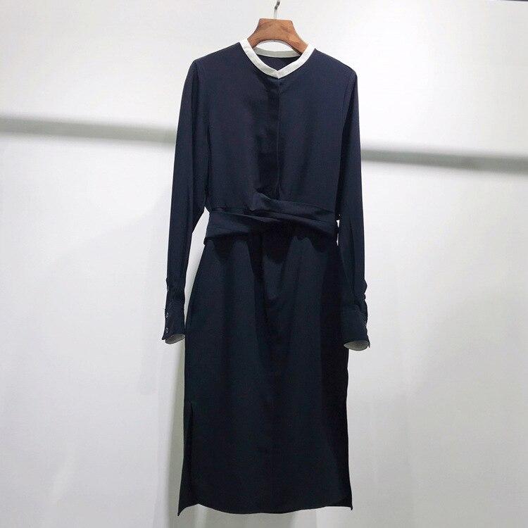 여자 패션 2019 o 넥 봄 드레스 ar190117-에서드레스부터 여성 의류 의  그룹 1