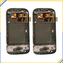 For Samsung Galaxy S III S3 I9300 I9300i I9301 I9301i I9305 LCD Display Touch Screen Phone Digitizer Assembly Replacement Parts