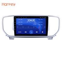 Harfey For 2016 2017 2018 KIA KX5 Sportage Android 6.0 9 inch Car Radio 2Din Stereo GPS Navigation Multimedia Player Head Unit