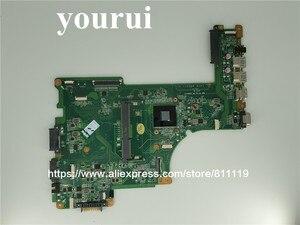 A000302280 DA0BLKMB6E0 mainboard With Pentium cpu For Toshiba Satellite L50 L50-B L55 L55-B laptop motherboard fully Tested