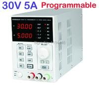 0 30V, 0 5A Output Digital High Precision Lab programmable Adjustable Digital Regulated DC Power Supply