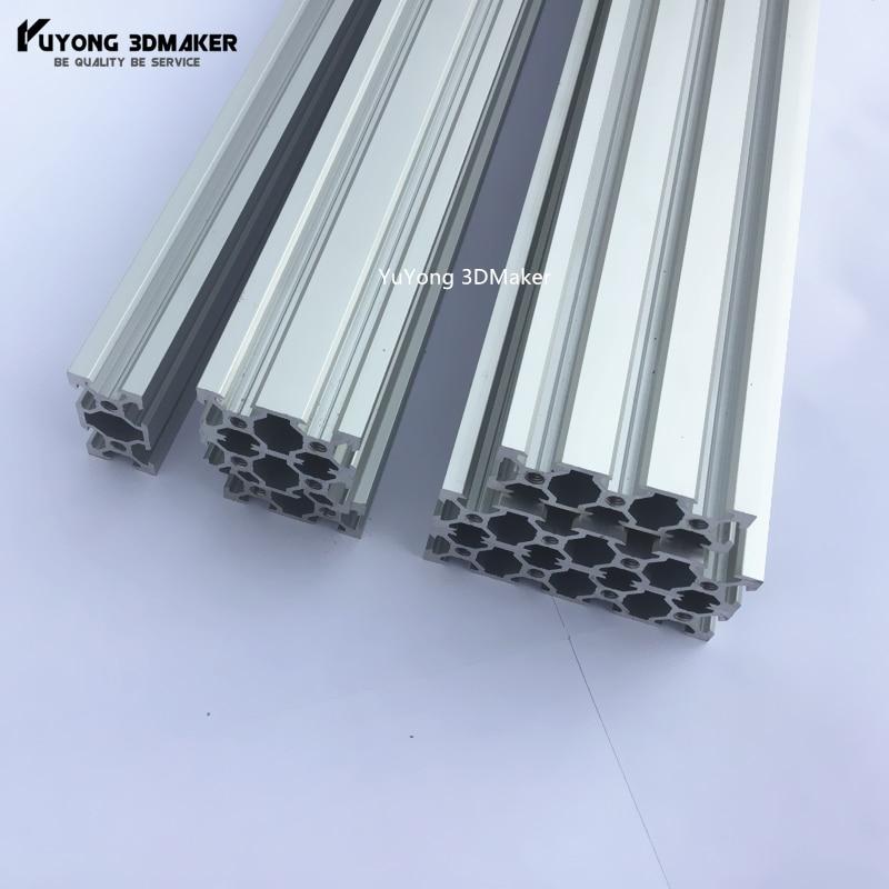 OX CNC de carril lineal marco partes, ranura en v extrusión de ...