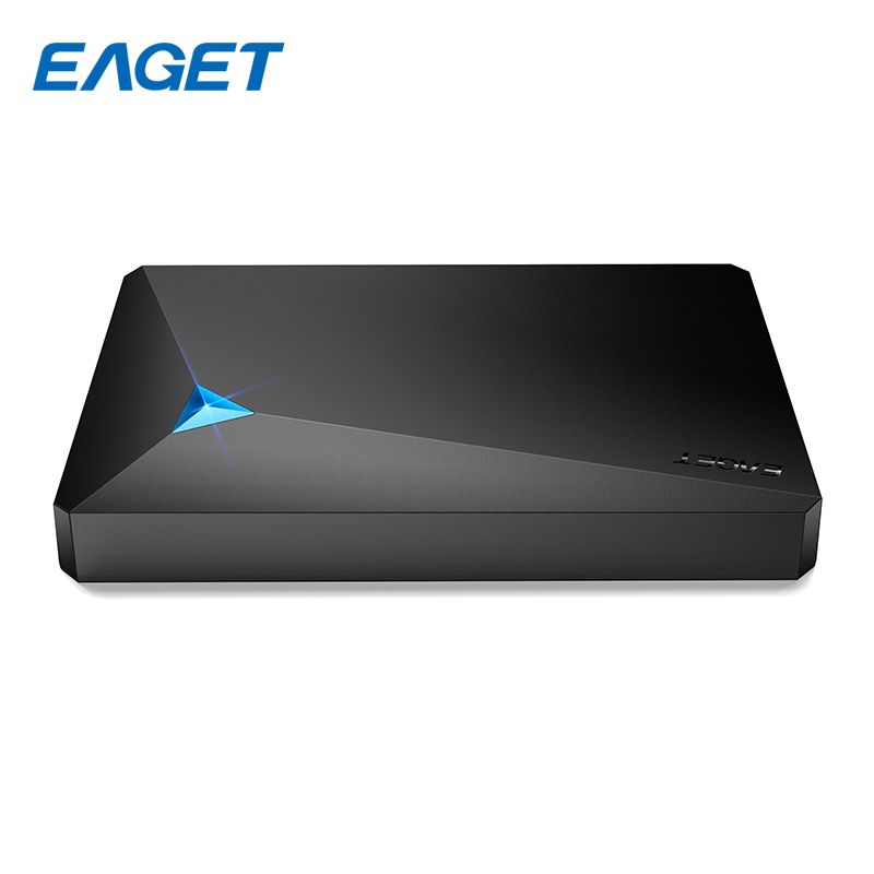 EAGET External Hard Drive 1TB USB 3.0 HDD 2.5 2TB Shockproof External Hard Disk 3TB Desktop Laptop High Speed Hard Disk 500GB lepin 21010 914pcs technic super racing car series the red truck car styling set educational building blocks bricks toys 75913