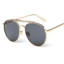 bc519c32b1 Gafas De Sol De las mujeres gafas De Sol Sun vidrio Gunes Gozlugu Erkek  Color gafas Lentes De Sol Hombre Marca Famosa Shades