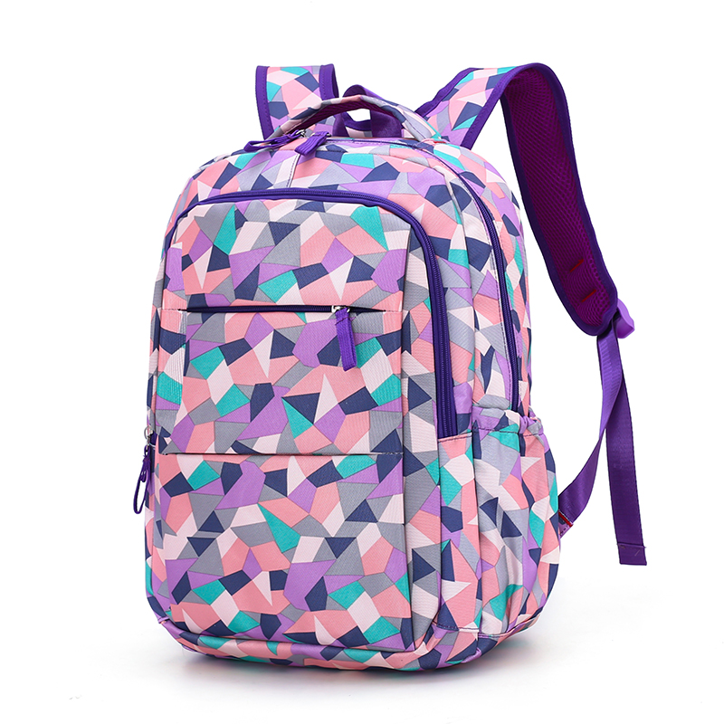 Children School Bags Backpack Space Bag Girls Boys 2019 New Butterfly Car Kids