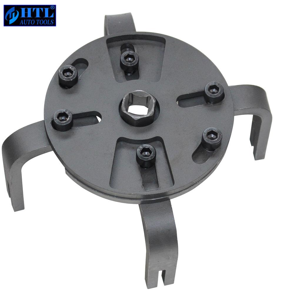 4 mâchoires Réglable Multi-fonction Suppression de la Pompe de Carburant Du Réservoir de Carburant Couvercle Removal Tool
