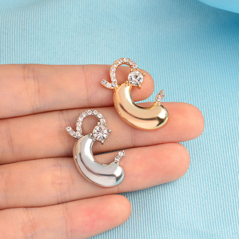 2018 Stomach Brooch Pins Gold Silver Organ medical jewelry Gastroenterology Doctor Nurse Graduation gift for Medical Students