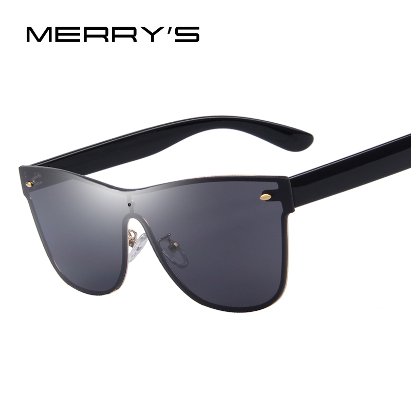 MERRY'S Fashion Shades Brand Designer Women Sunglasses UV400
