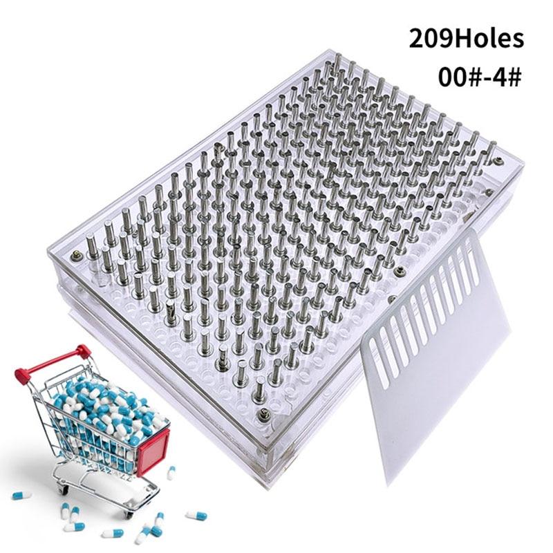 Máquina de llenado de cápsulas, Máquina Manual de llenado de cápsulas, máquina de llenado Manual de cápsulas, máquina de llenado Manual de cápsulas, #000 #00 #0 #-4 #209