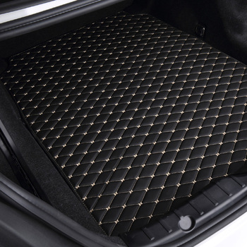 Custom special car trunk mats for Subaru BRZ Forester Legacy Outback XV Liberty  waterproof durable cargo rugs carpets