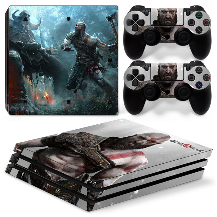 2017 for ps4 pro game console sticker skin Game accessories for ps4 pro skin sticker #TN-P4Pro-1438