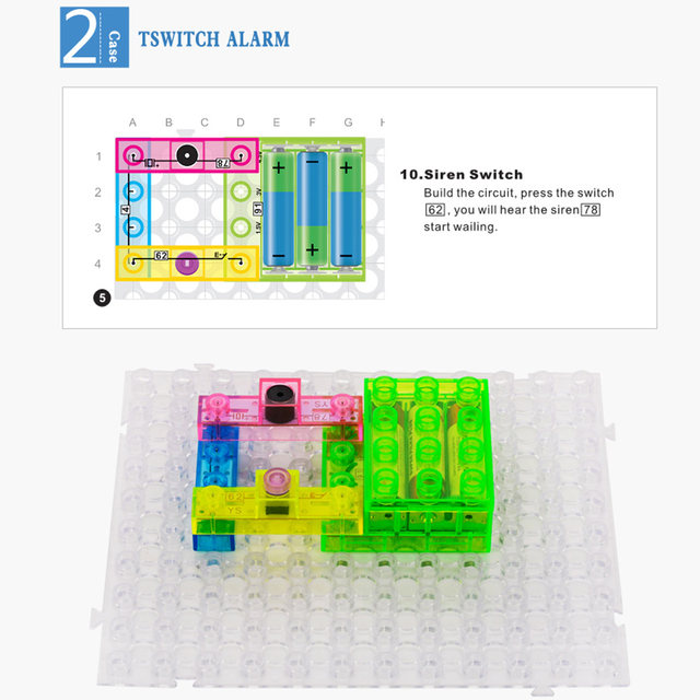 Online Shop New 59 Projects Integrated Circuit Building Blocks ...