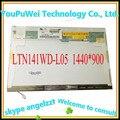 14.1 ''LTN141WD-L05 L07 N141C3 B141PW03 V.0 B141PW04 V.1 V.2 B141PW01 B141PW02 L03 n141c1 LTN141BT06 N141C3-L04 1440x900 CCFL