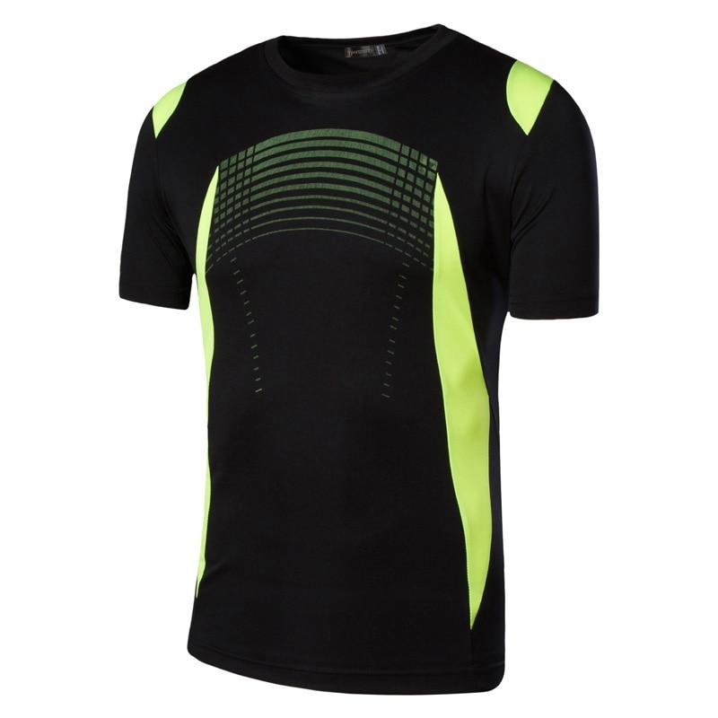Sportrendy hombres de manga corta de verano camisetas camisetas - Ropa de hombre