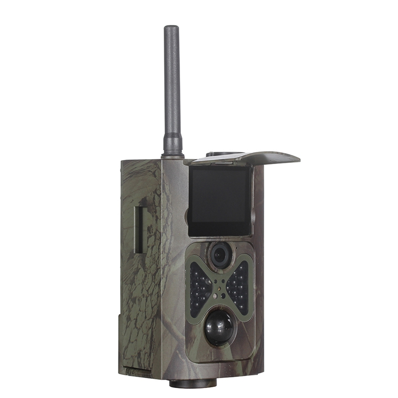 New 12MP HD Digital HC-500m IR LED Wildlife Hunting Camera Infrared Scouting Trail Camera Portable Night Vision Video Recorder 3pcs lot dhl free quality wildlife hunting camera 12mp hd digital infrared scouting trail camera 940nm ir led night vision video