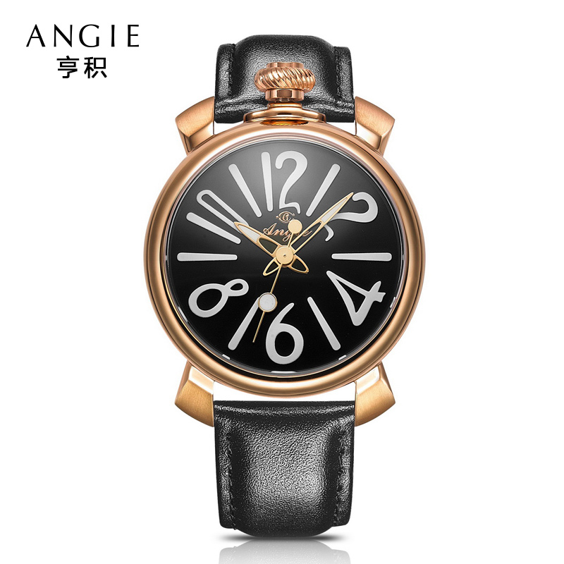 a70712c9874 GAGA ! luxury ANGIE Women s Watch Quartz watch Clock Watches Women Ladies  Vintage Relogio Feminino Colorful Design With Box-in Quartz Watches from  Watches ...