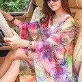 2017 Мода Цветочный Шелковые Шарфы Женщин Носки Мягкие Тонкие Банданы Шифон Негабаритных Солнцезащитный Крем Шали И Шарфы Bufandas Femme