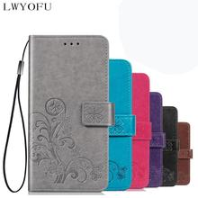 Flip cover wallet for Huawei Y6 2018 Y9 2019 Y7 Pro Y5 PRIME P Smart Plus Z Case