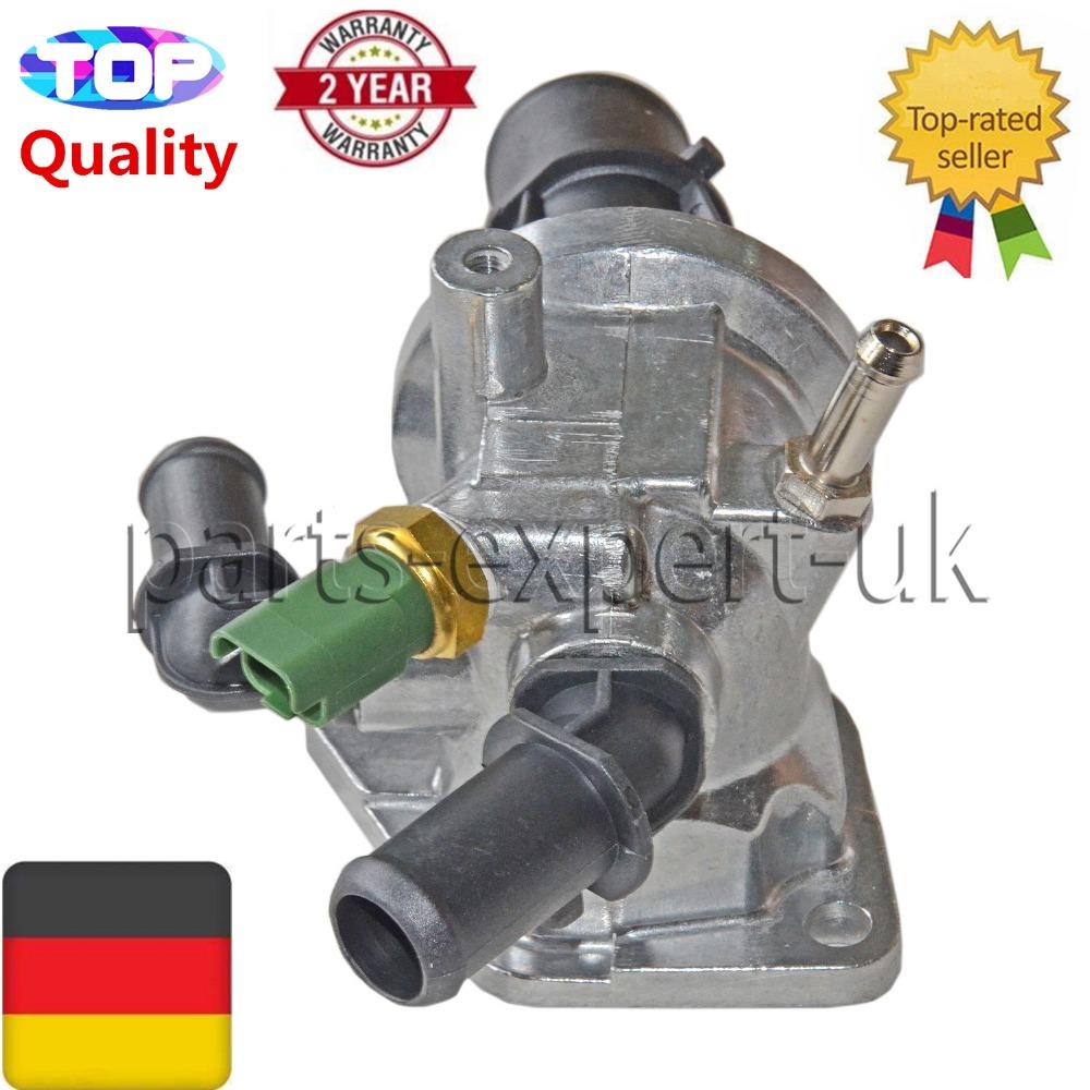 AP01 Thermostat assembly For FIAT FORD JEEP OPEL SUZUKI  1.3 CDTI  1.3 JTD 16V 1.3 DDiS  1.3 D 1538707 55224021 93177343