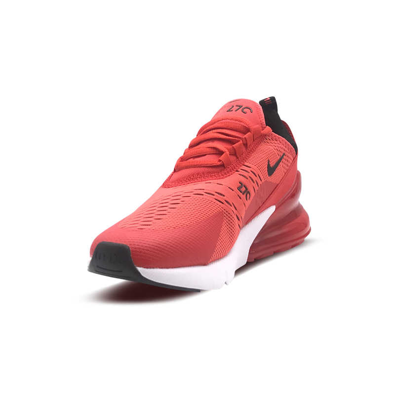 Nike Air Max 270 Women's Breathable Running Shoes Sneakers Sport Outdoor Athletic 2018 New Women Designer Sneakers AH8050 601