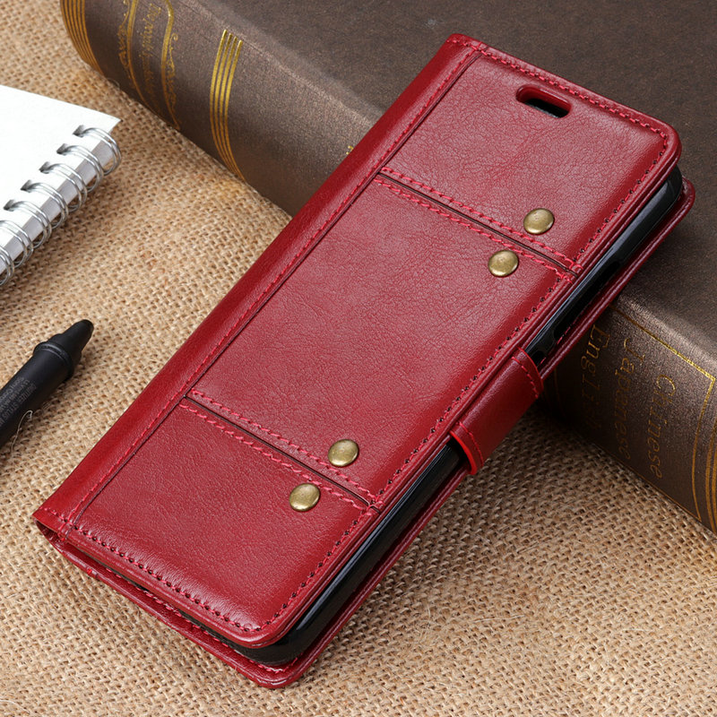 For Nokia 6 2018 Nokia 6.1 Luxury PU Leather Retro Skin For Nokia 6.1 Stand Wallet Cover For Nokia 6 2018 Phone Fundas Capa Case